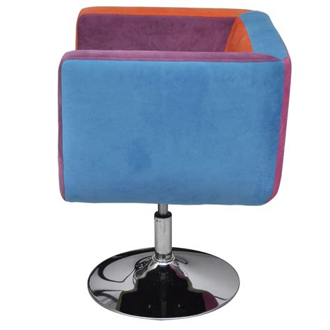 poltrona regolabile poltrona sedia cubo a rappezzatura altezza regolabile