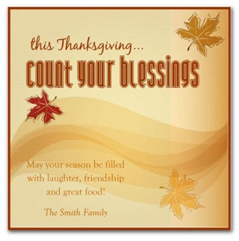 printable blessings thanksgiving card template