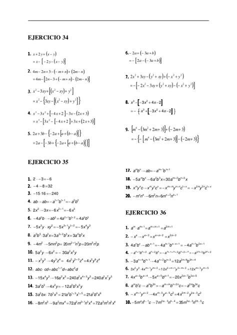 libro de algebra algebra de baldor ejercicios resueltos