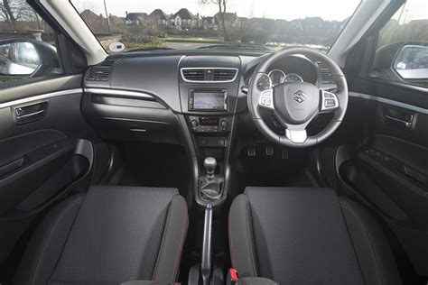 Suzuki Sport Interior Clarkson 2014 Suzuki Sport Review