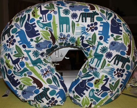 boppy slipcover pattern kiwis blog project 1 for max new boppy cover