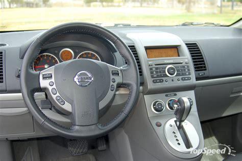 2008 nissan sentra interior 2009 nissan sentra fe 2 0 sl news top speed