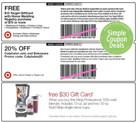 20 Target Gift Card With Wedding Registry 2017 - expired target wedding registry perks coupons simple coupon deals