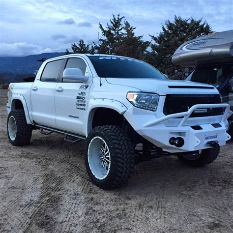 toyota truck lifted toyota tundra lifted truck off road wheels