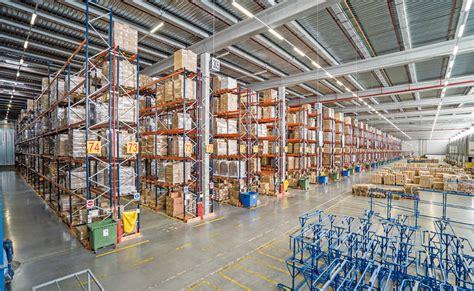 dhl italia sedi warehouse studies mecalux