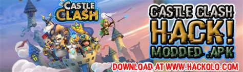 hack castle clash apk get castle clash hack apk mod for unli gems gold and mana hacks and glitches portal