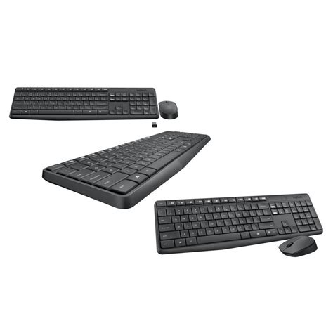 Grosir Logitech Combo Mk235 Mouse Keyboard Wireless logitech mk235 wireless keyboard mouse combo taipei