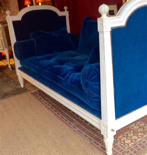 lit de repos de style louis xvi lits