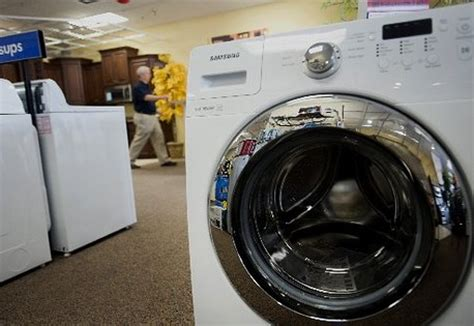 latest flare   samsung lg rivalry broken washing machine doors korea real time wsj