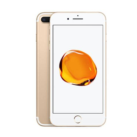 apple iphone 7 plus 32gb 4g lte gold facetime itshop ae