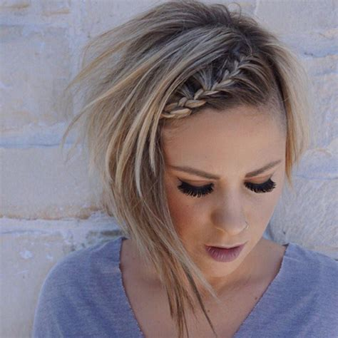 short balck plaited hair gallery the prettiest braids for short hair on instagram