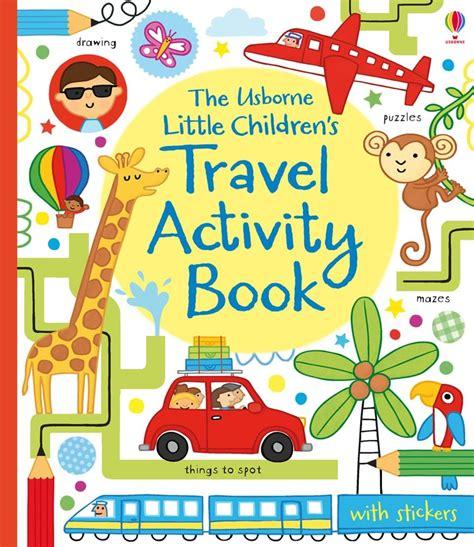 Children S Book 2 children s travel activity book at usborne