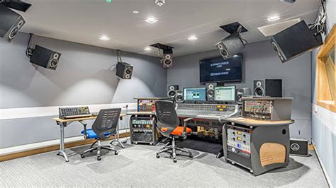 sound studio london south bank university