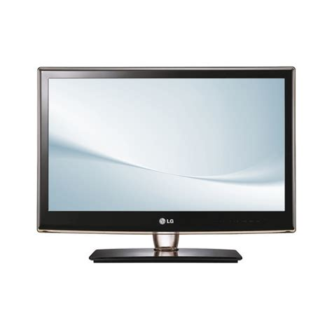 Monitor Lg 19 Inch Led lg 19lv250u 19 inch led sidelit flatscreen lcd tv hd ready with freeview black ebay