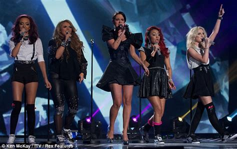lil mix and tulisa mp x factor final 2011 simon cowell backs little mix to win