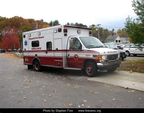 plymouth nh department ambulance 1