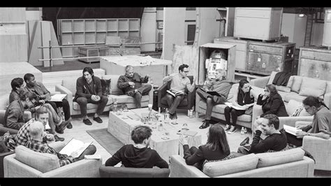 Table Read by Wars The Awakens Ad Teases Table Read Footage Bleeding Cool News And Rumors