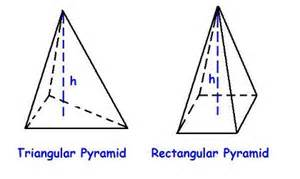 Volume Pyramid Rectangular Pyramid Images Amp Pictures Becuo