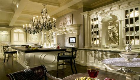 Expensive Kitchen Designs by Luxury Kitchens By Clive Christian Interior Design