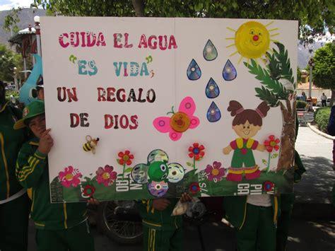 imagenes d pancartas por el dia del agua dia interamericano del agua 2015 cuidemos el agua