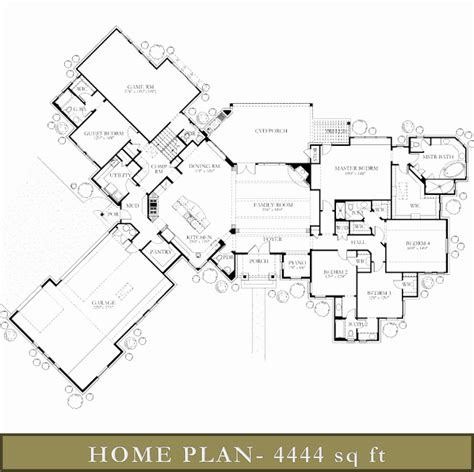 4000 4500 Sq Ft Homes Glazier Homes Glazier Homes Floor Plans 4000 Sq Ft