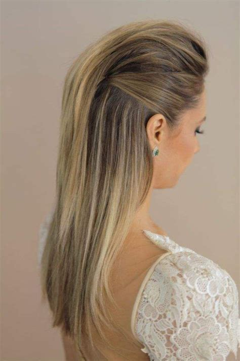 Wedding Hair Up Simple by 1000 Ideas About Half Up Half On Simple