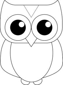 free owl printable template search results for free owl template printable