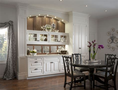 traditional yardley butlers pantry  woodmode shown