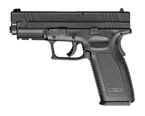 springfield xd 45 acp tactical light xd 174 service model 45acp best competitive shooting handguns