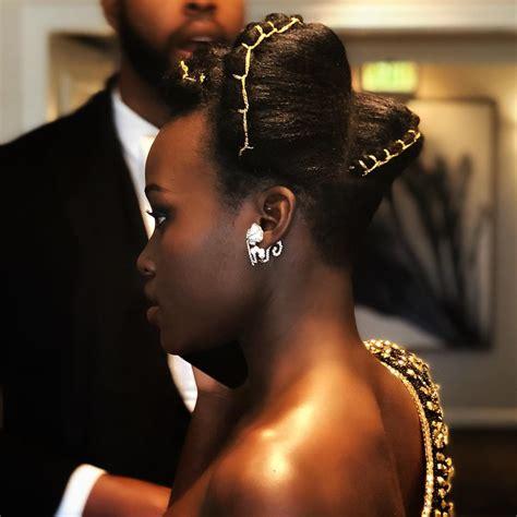 rwandan traditional hair cuts lupita nyong o gives us major hair goals with rwandan
