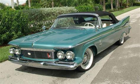 61 Chrysler Imperial by 1961 Chrysler Imperial Crown Convertible Wheels Wings