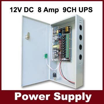 Konektor Cabang 8 Dc Cctv dc 12v 8a 9 way cctv backup power supply siwd1208 09cb andgood china manufacturer