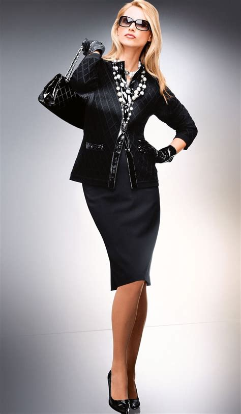 Dress Pakaian Terusan Wanita Black Skirt S 333476 358 best images about suits on suits workwear and tailored suits