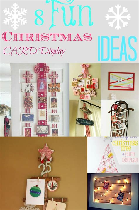 ideas on how to display cards 8 ways to display those cards a cultivated