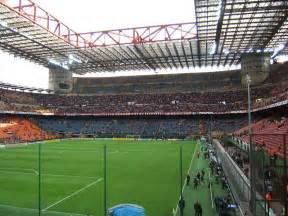 stadio san siro mappa posti a sedere milan calcio statistiche risultati palmares e record della