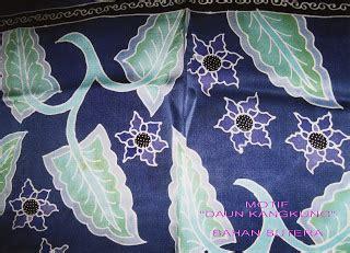 Kain Batik Melati Malam batik jambi batik jambi