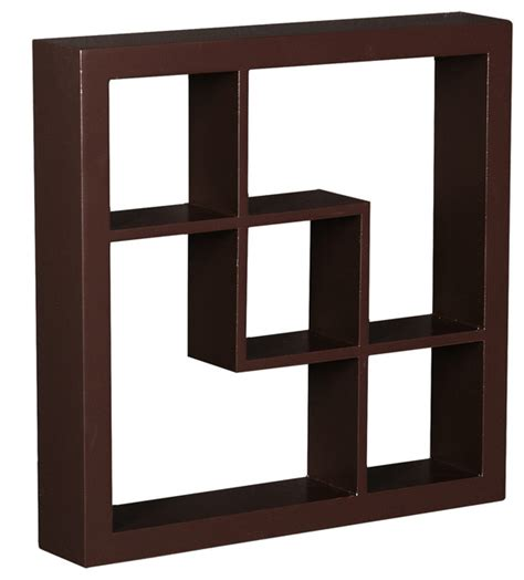 arianna display shelf espresso contemporary display