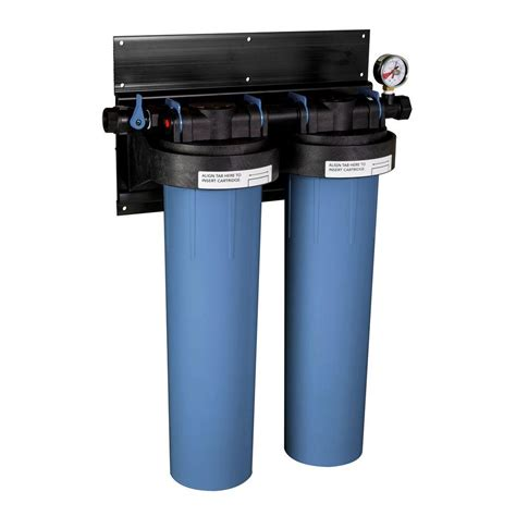 Selecto SuperPlus 20 in. Whole House Ultra Filtration