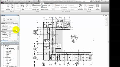 tutorial revit revit architecture 2011 tutorial managing and applying