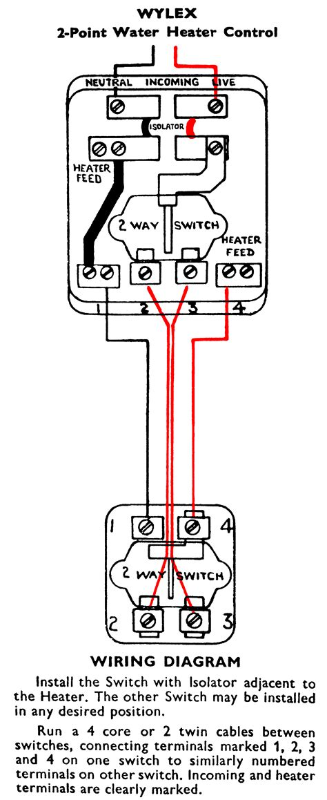 chromalox immersion heaters wiring diagram duct heater