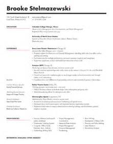 How To Type Resume by Types Of Curriculum Vitae