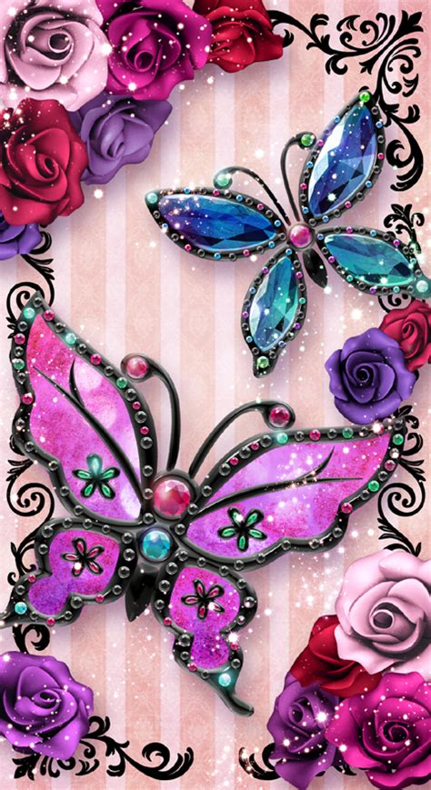 Butterfly Paper Place Card Lavender Isi 12 Pcs butterfly live wallpaper trial android apps on play