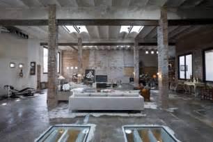 Trendhome printing factory loft by minim in barcelona trendland