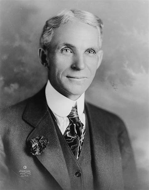 Henry T Ford Henry Ford And The History Of The Assembly Line American