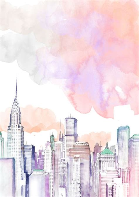 watercolor tutorial city 25 beautiful watercolor ideas on pinterest painting