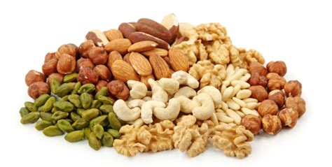 healthy fats besides nuts myth or fact nuts should be avoided as they are fattening