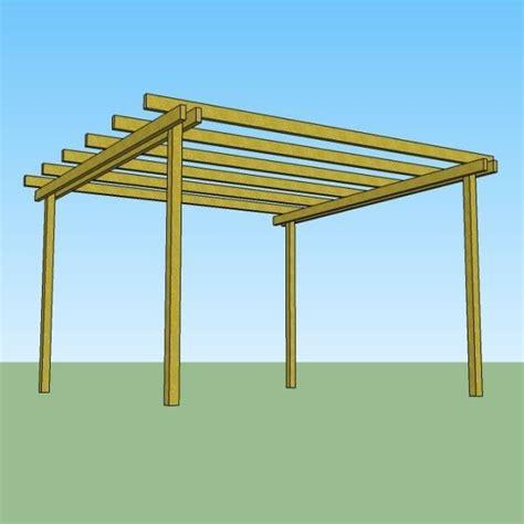 gazebo 4x4 offerta pergola gazebo 4x4 in legno impregnato struttura da