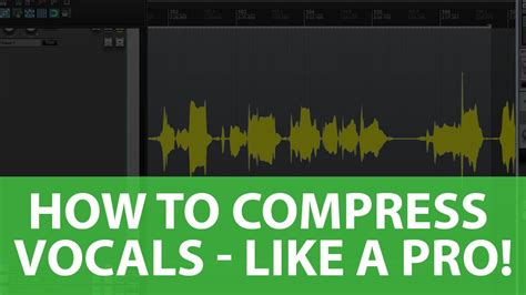 how to use ccleaner like a pro 9 tips tricks how to compress vocals like a pro youtube