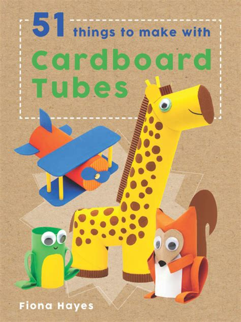 Stuff To Make With Paper - cardboard crafts book review crafting a green world