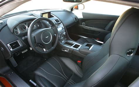 Aston Martin Db9 Interior Pictures by 2012 Aston Martin Virage Test Photo Gallery Motor